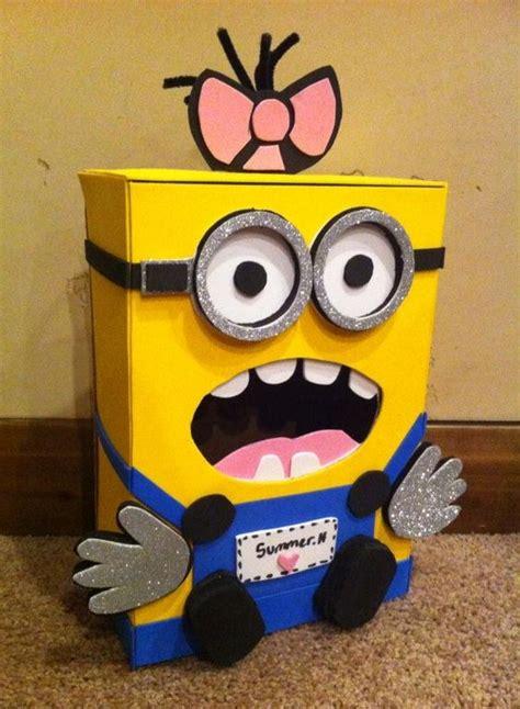 minion valentines day box minion sinterklaas surprises