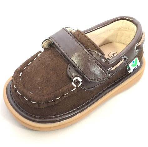 toddler squeaky shoes sawyer boat boys toddler squeaky shoes mooshu trainers
