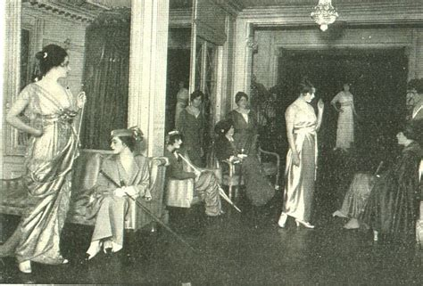 styles of 1914 designs of lucile lady duff gordon