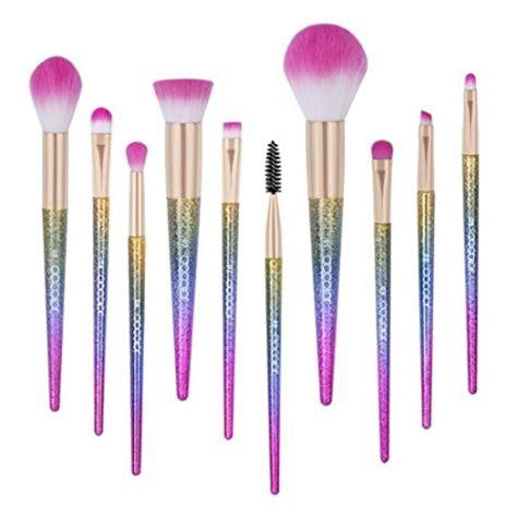 Make Up Brush unicorn mermaid makeup brushes la shoppinista