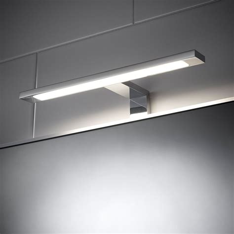 light fixtures above bathroom mirror neptune cob led over mirror t bar light