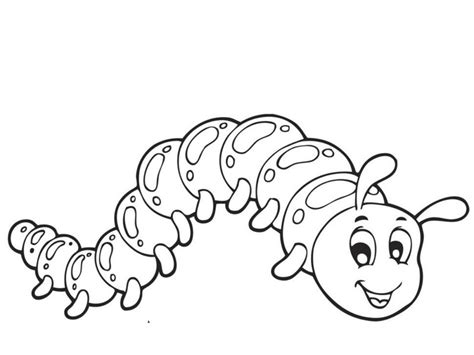 preschool coloring pages bugs caterpillar coloring pages 171 preschool and homeschool