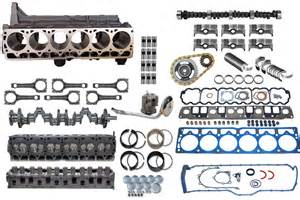 Jeep 4 0 Kit Jeep Stroker Complete Engine Upgrade Kit 4 0 To 4 6 4 7