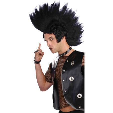 boys punk rock wigs images extreme punk wig costume accessory