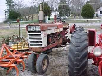 Used Farm Tractors For Sale Ihc 460 Gas 2004 12 22