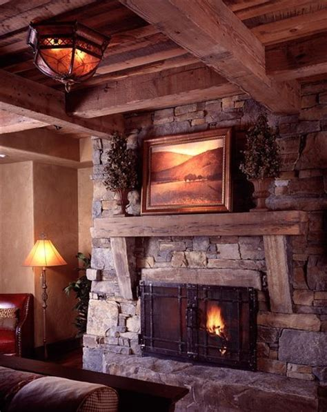 Rustic Fireplace Ideas by Best 25 Rustic Fireplaces Ideas On Rustic