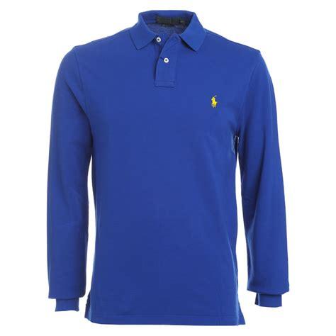 Inc Polo Shirt Royal Blue sleeve t shirt clip 30
