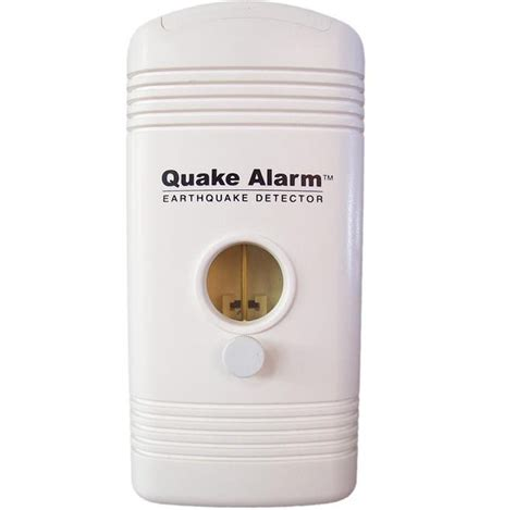 home alarm reviews quake alarm earthquake detector quake
