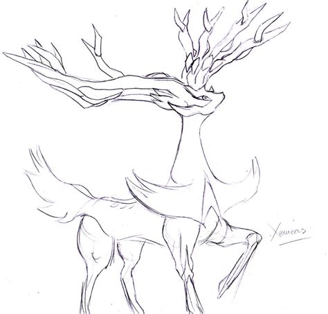 pages xerneas xerneas coloring pages coloring pages