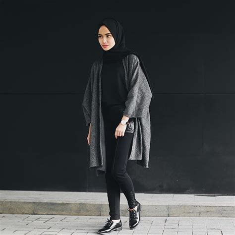 Outerwear Pakaian Wanita Muslim Yumma Outer 17 best images about clothing on styles hashtag and