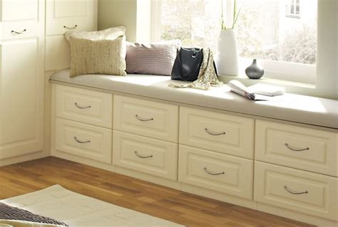 built in bedroom storage built in wardrobes and fitted drawers help improve storage space and enhance your bedroom