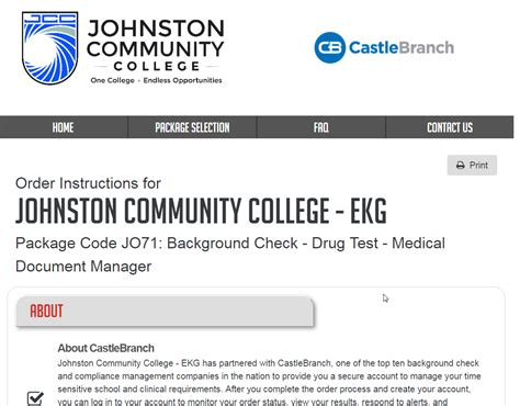 Background Check And Test Cardiovascular Technician Ekg Orientation