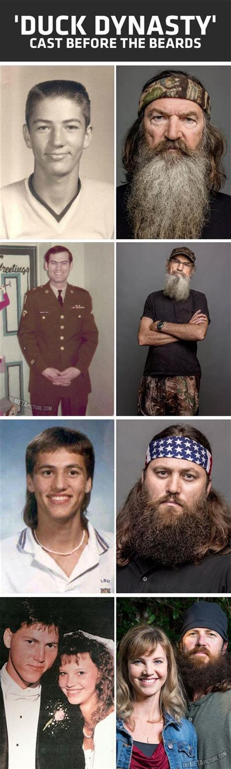 duck dynasty stars without beards funny pictures 43 pics