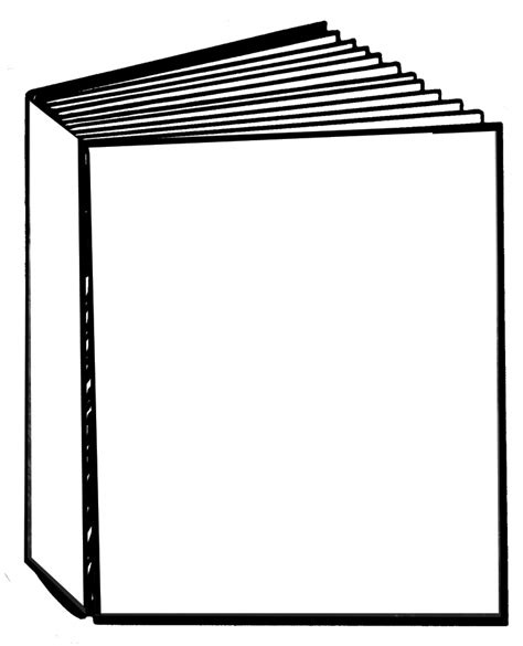 book template how to draw a closed book search its in a book