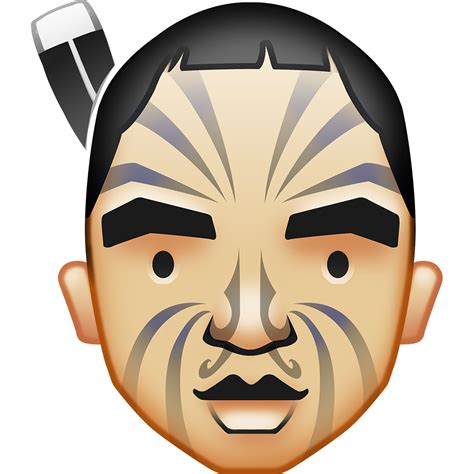 maori clipart the world s m艨ori emoji app m艨ori television