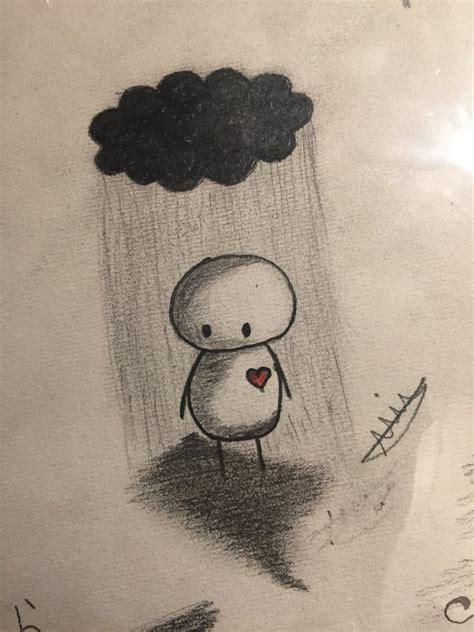 imagenes tumblr sad para dibujar sad drawing by stimemia12 on deviantart