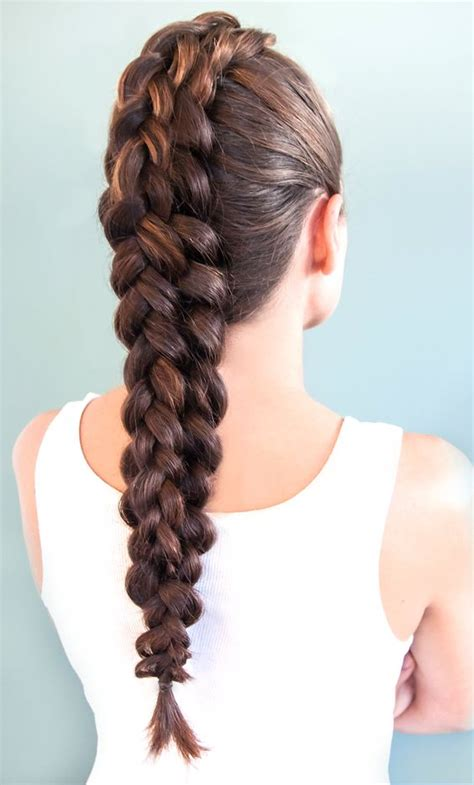layered twist hair styles best plaited hairstyles for long hair