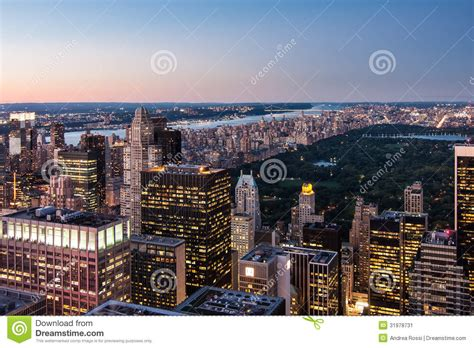 new york city landscape stock image image 31978731