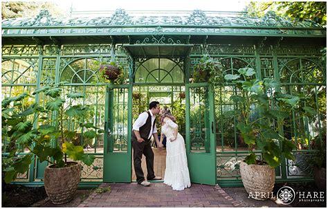 Denver Garden by Bohemian Peacock Wedding Denver Botanic Gardens Woodland