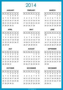 Calendar Template 2014 Free by New York Web Design Studio New York Ny 2014 Calendar