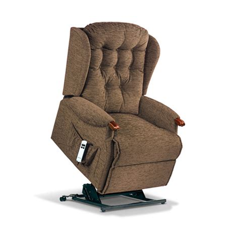 sherborne lynton knuckle fabric riser recliner from the uk