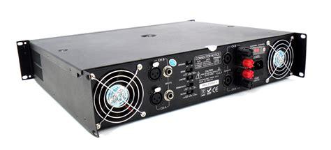 Power Lifier American american audio vlp600 600w power lifier whybuynew