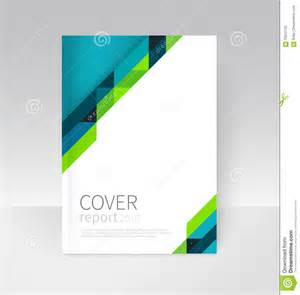 Cover Page For Annual Report Template brochure flyer poster annual report cover template