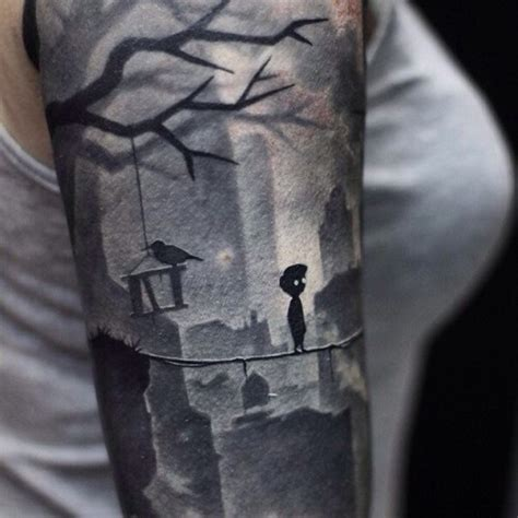 this is the best gaming tattoo you ll see today nowgamer