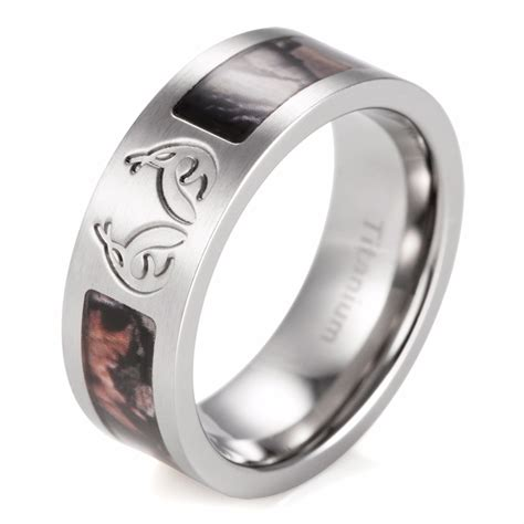 mens realtree wedding bands mini bridal