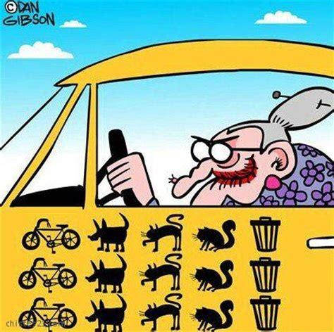 al volant chistes abuela al volante