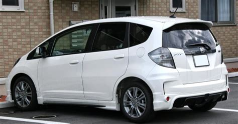 garbage collection honda jazz spoiler rs include painting