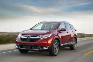Honda Vs 2017 Honda Cr V Vs 2017 Toyota Rav4 Which Crossover
