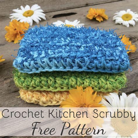 swirl scrubby free crochet pattern in red heart yarns crochet kitchen scrubby pattern quick and easy pattern