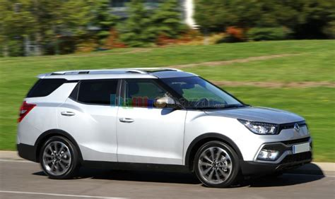 ssangyong xlv automatic transmission fully loaded
