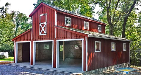 Log Cabin With Loft Floor Plans by Monitor Modular Horse Barn Horizon Structures