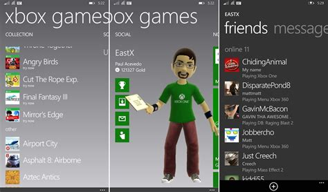 mod game for windows phone how the windows phone 8 1 xbox games app changes your