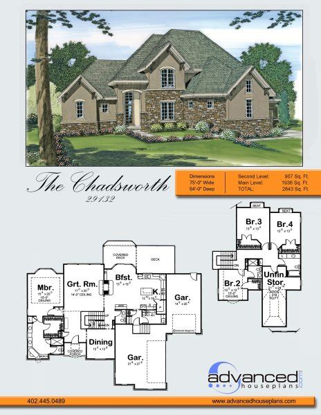 traditional house plans one story 1 5 story traditional house plan chadsworth