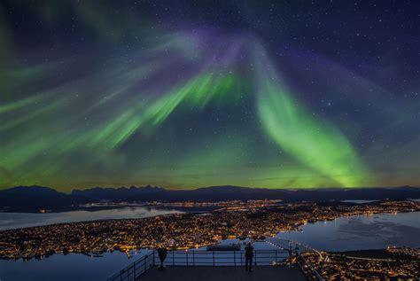 tromso northern lights northern lights city tromso holidays 2018 2019