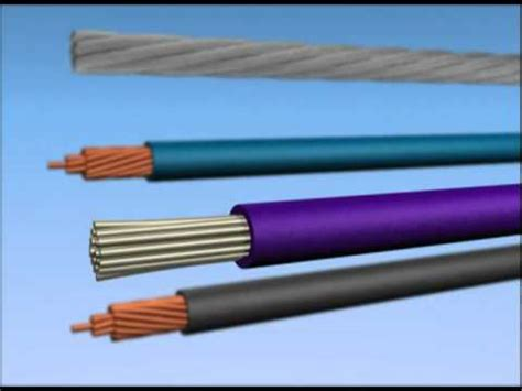 electrical conductors and cables cable basics 101 conductors brought to you by allied wire cable