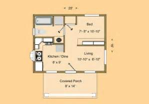 Tiny Plans Cozyhomeplans Com 320 Sq Ft Tiny House Floor Plan Quot Skyligh
