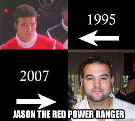 Ranger School Meme - jason the red power ranger jason red power ranger
