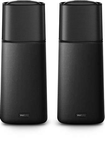 Philips CSS5235Y : TV Lautsprecher : Audio Video und TV
