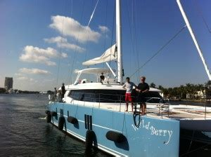 catamaran deliveries reliance yacht management