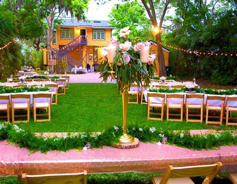 unique wedding venues in east 8 unique wedding venues in east central florida floridasmart