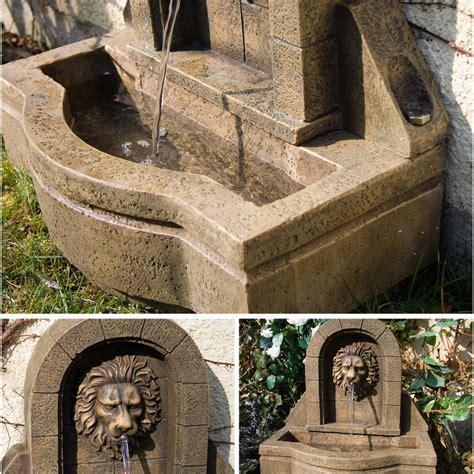fontane ornamentali da giardino stilista testa di fontana giardino ornamentale