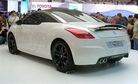 peugeot rcz rear kimboleeey peugeot rcz new features