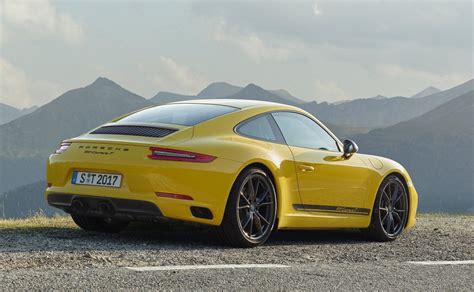 Porsche T Modell by Porsche 911 T Returns On Sale In Australia From