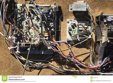 wires and electrical car parts stock photos image 2044143