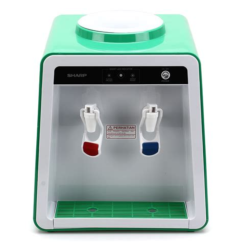 Dispenser Sharp Swd 399 harga jual sharp swd 399gr dispenser portable 180 watt sejuk elektronik