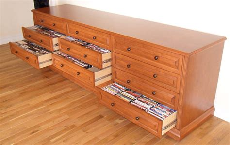 How To Make A Drawer Cabinet by Dvd Storage Cabinet With Drawers Storage Decorations